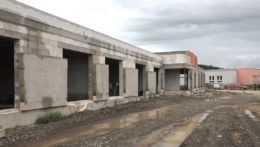 Rozostavaná materská škola v Malom Slivníku