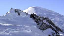 hora Mont Blanc
