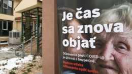 Očkovanie v Bratislave.