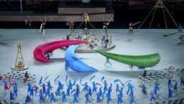 Otvárací ceremoniál letných paralympijských hier v Tokiu
