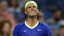 Rafael Nadal koniec sezóny