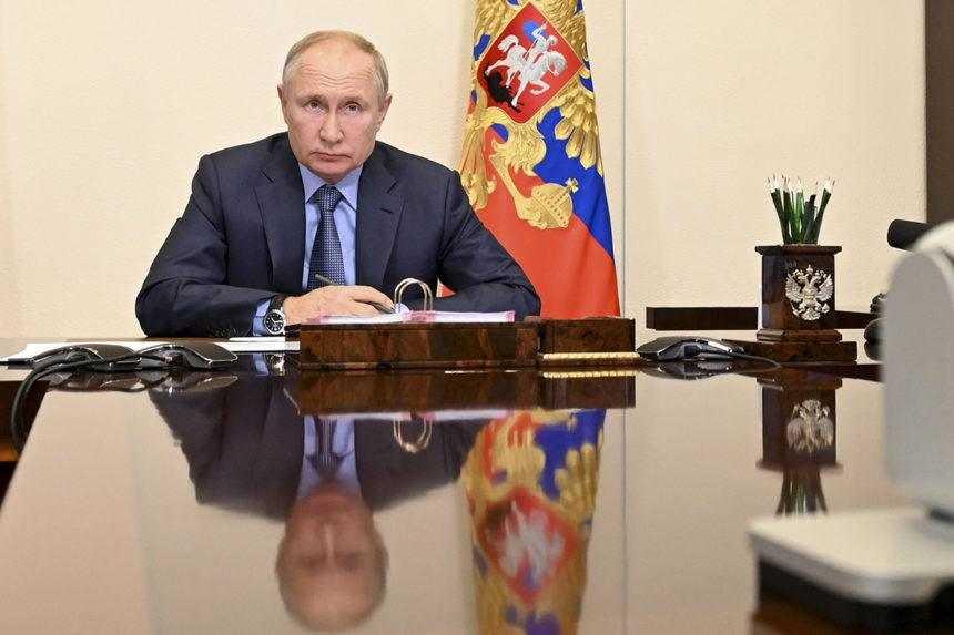 Rusko predĺžilo sankcie voči Západu do konca roku 2022