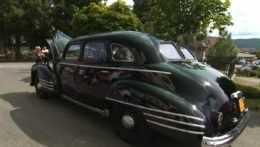 Škoda Superb z roku 1949