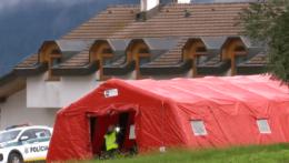 Tragédia v tábore