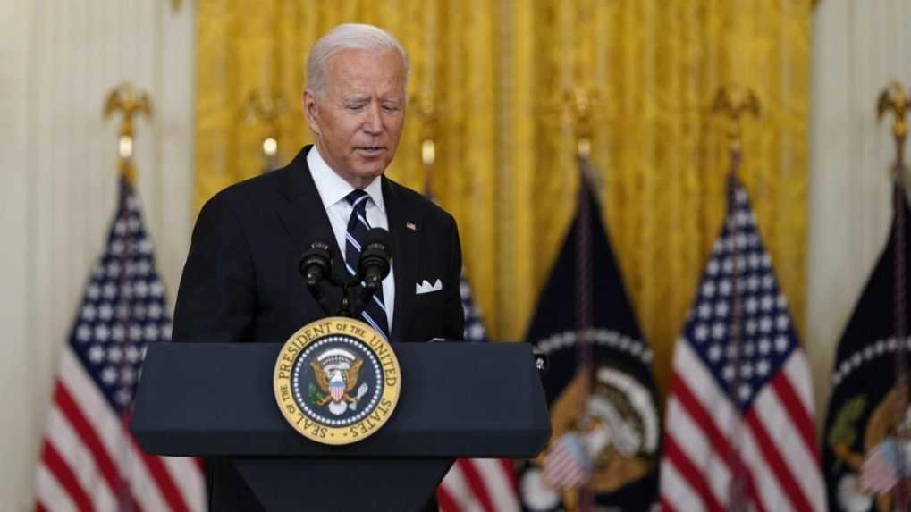 Biden v Kalifornii vyzval na boj proti klimatickej zmene