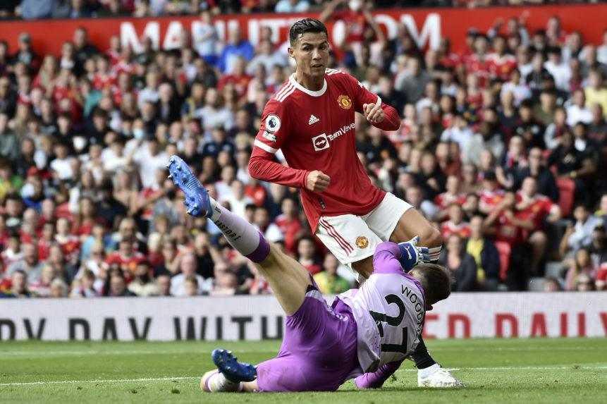 Je späť. Ronaldo pri debute rozhodol o výhre Manchestru  United