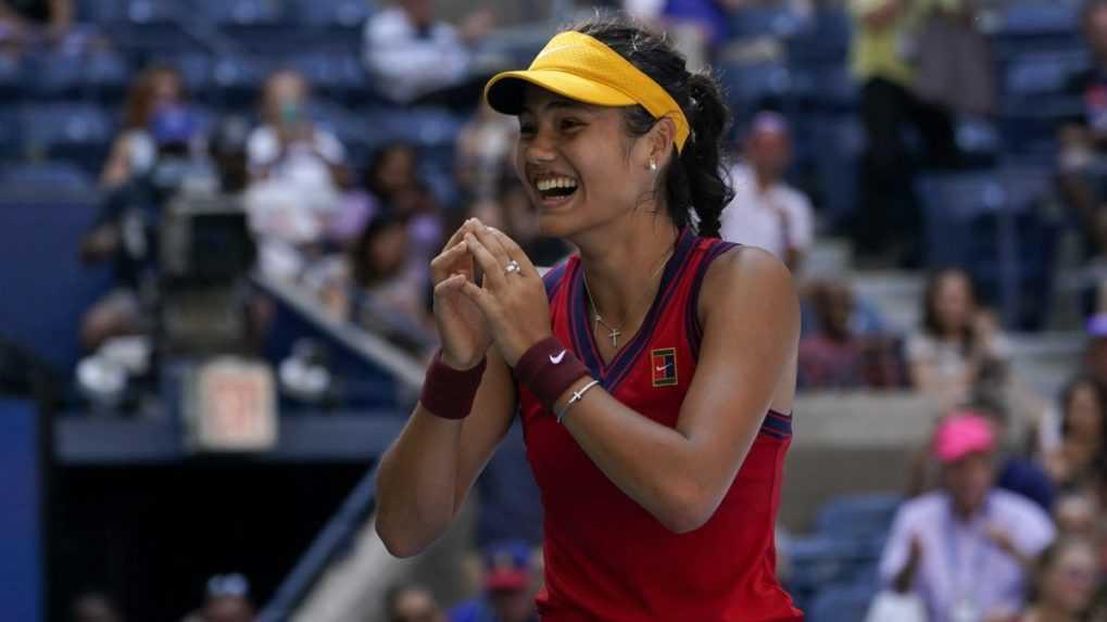 Na US Open sa prepisuje tenisová história. Vo finále sa stretnú dve tínedžerky