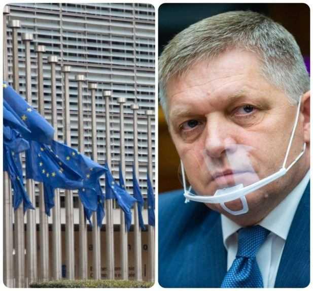 Európska komisia eviduje list Smeru. Živými kauzami sa ale všeobecne nezaoberá
