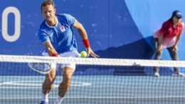 Polášek s Peersom sa na US Open neprebojovali do finále štvorhry