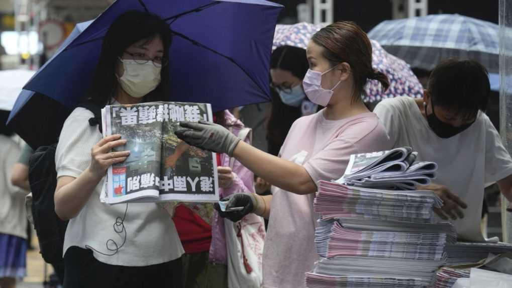 V Hongkongu odsúdili deviatich aktivistov