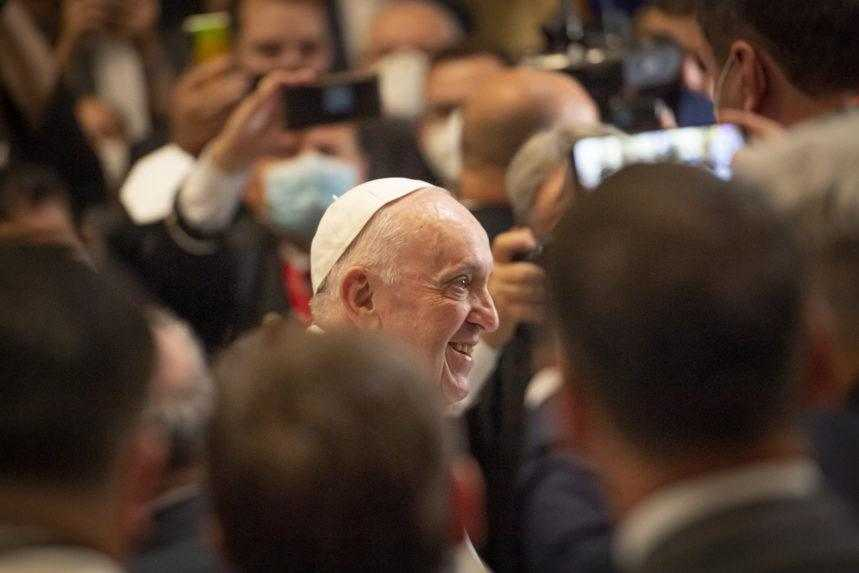 Odporúčania pre účastníkov hromadných podujatí spojených s návštevou pápeža