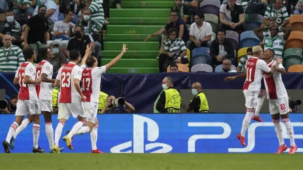 Liga majstrov: Ajax rozdrvil Sporting, Liverpool v dráme zdolal AC Miláno