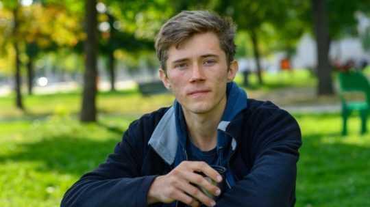 Klimatickí aktivista Henning Jeschke