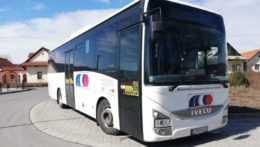 autobus SAD Zvolen
