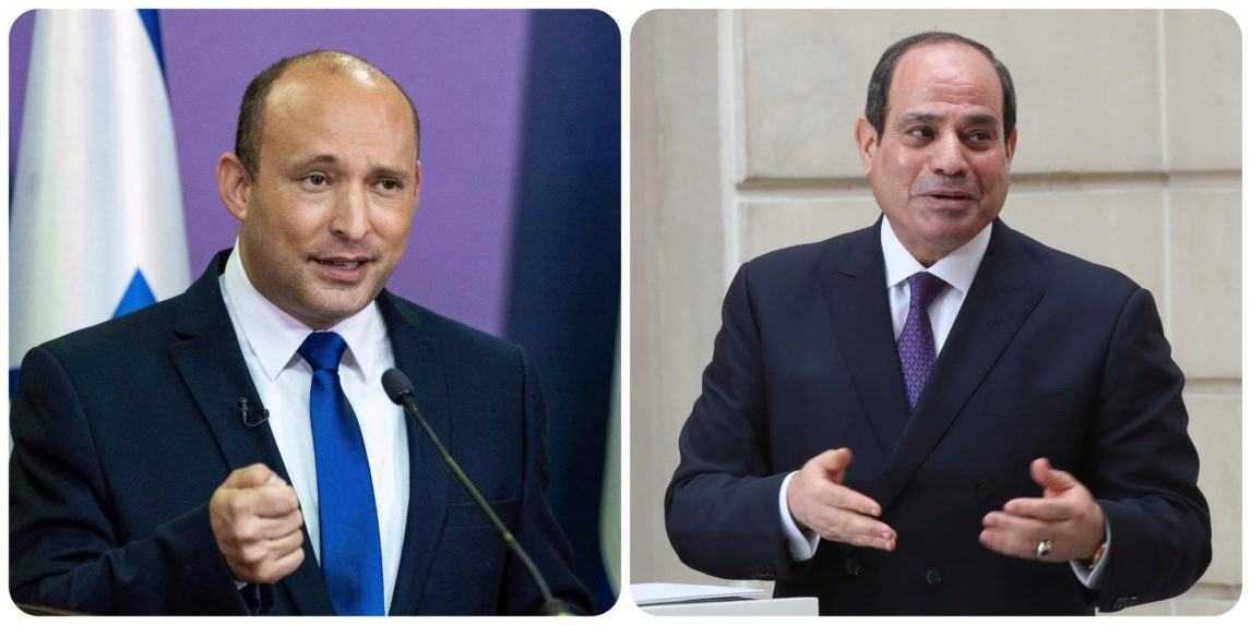 Bennett navštívil Egypt ako prvý izraelský premiér za posledných 10 rokov