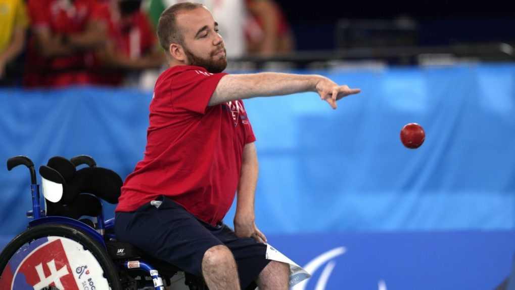 Slovenskí boccisti získali zlatú medailu v súťaži párov