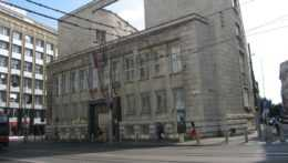 budova Generálne prokuratúry SR