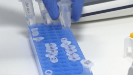 Testy na koronavírus.