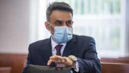 Na snímkebývalý generálny prokurátor Jaromír Čižnár.