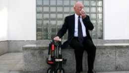 sir Clive Sinclair.