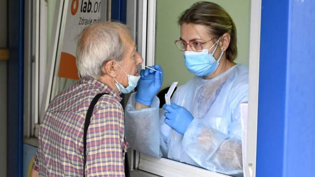 PCR testy odhalili 1 180 a antigénové 235 prípadov nákazy. Pribudlo deväť úmrtí