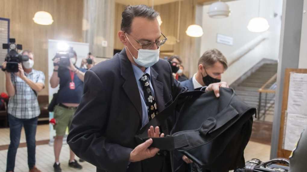 Súdny proces s Dobroslavom Trnkom odročili na december