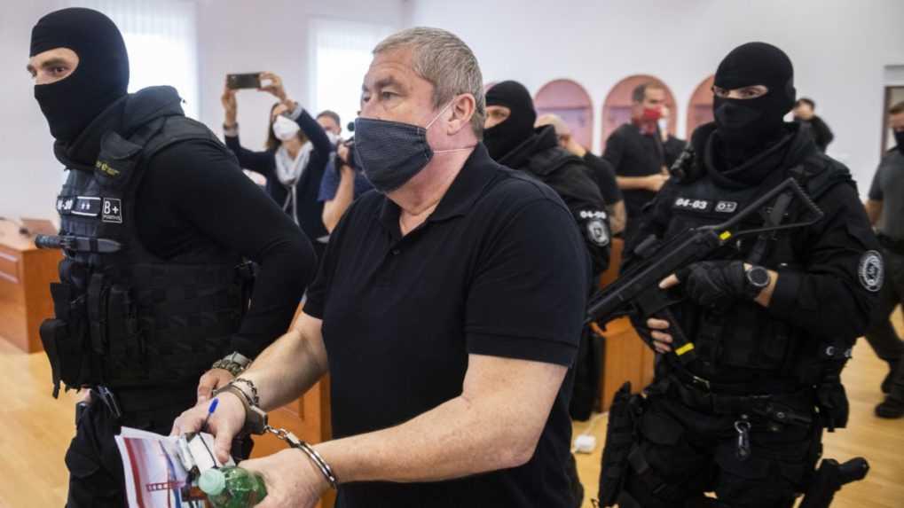 Dušan Kováčik je vinný, odsúdili ho na 14 rokov vo väzení