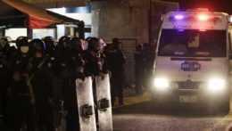 Násilnosti v ekvádorskom väzení