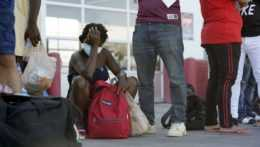 Haitskí migranti
