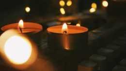 horiace sviečky