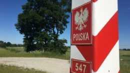 Hranica Poľska s Bieloruskom