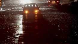 Hurikán Ida pustoší USA.