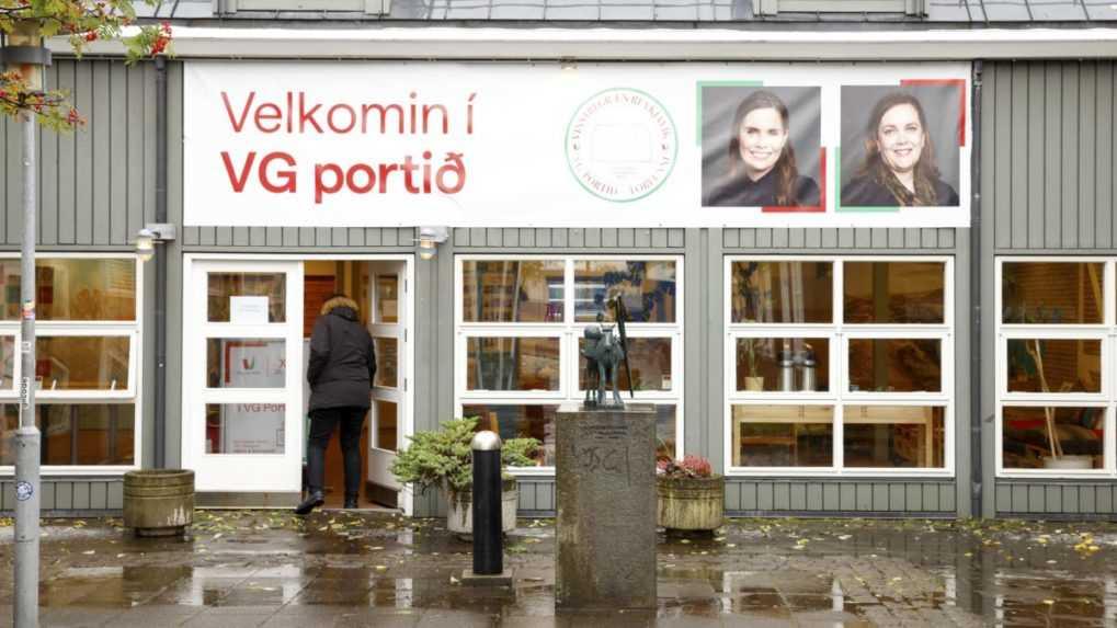 Islanďania si volia nový parlament. Nosnou témou kampaní je klimatická zmena