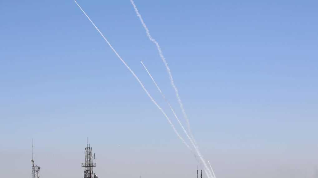 Izrael reagoval na nové útoky, poslal vzdušné sily na ciele v pásme Gazy