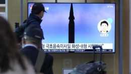 Odpálenie rakety KĽDR