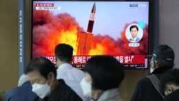 test balistickej rakety