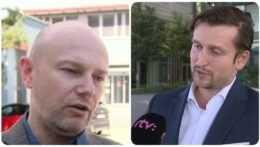 Boris Klempa a Martin Smatana
