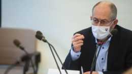 predseda hospodárskeho výboru a poslanec Peter Kremský