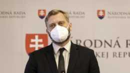 predseda brannobezpečnostného výboru Juraj Krúpa