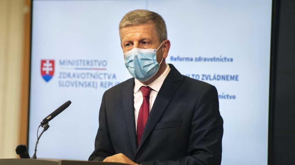 Minister zdravotníctva bude v stredu rokovať s premiérom o rozpočte