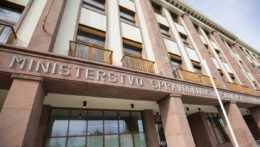 budova Ministerstva spravodlivosti SR