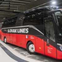 V Bratislave otvorili autobusovú stanicu na Mlynských nivách (+fotogaléria)