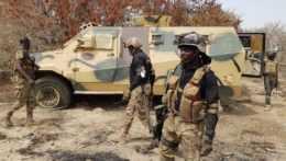 Ozbrojenci z Nigérie