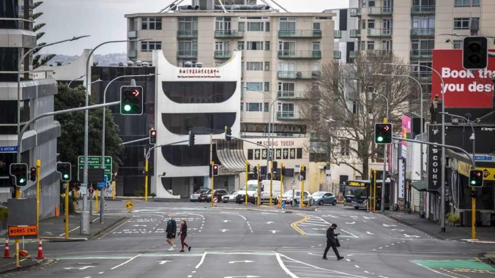 Nový Zéland predlžuje lockdown v Aucklande minimálne do 21. septembra