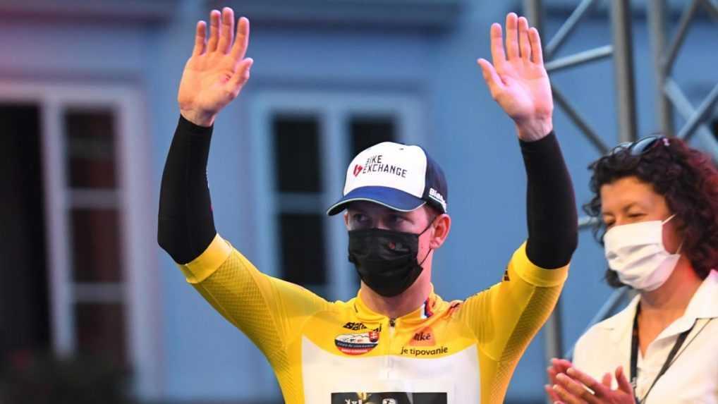 Prológ pretekov Okolo Slovenska vyhral Austrálčan Groves