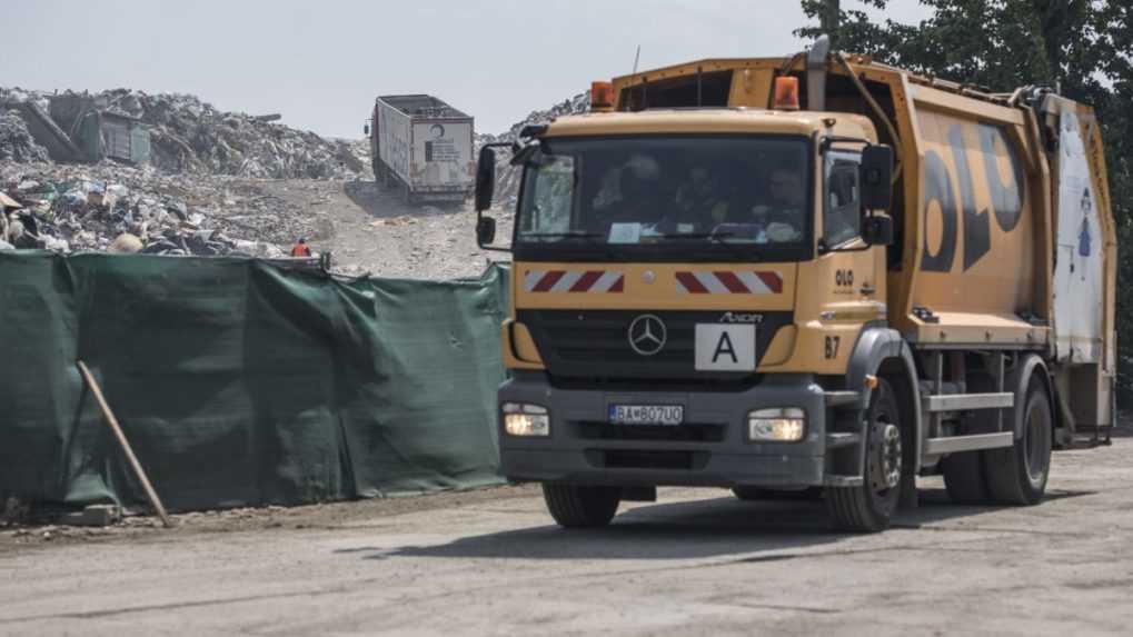Bratislava si bude separovať odpad sama, mestu sa podarilo odkúpiť triediacu linku
