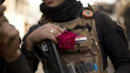príslušník irackých špeciálnych síl