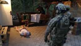 zadržanie hlavy organizovanej skupiny prevádzačov