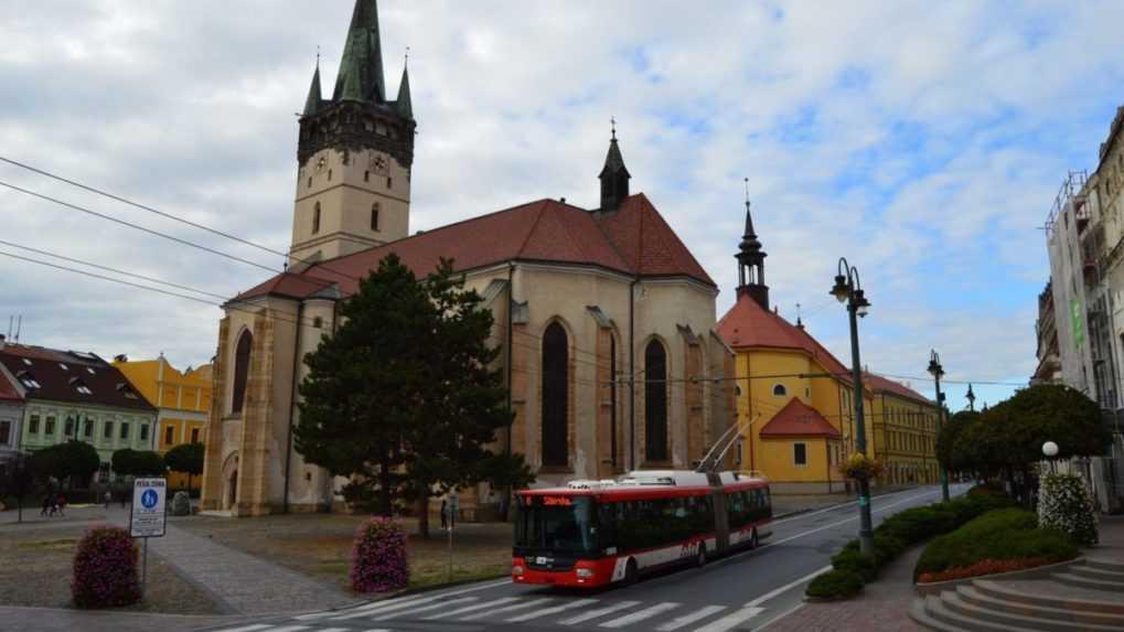 Návšteva pápeža Františka v Prešove si vyžiada niekoľko dopravných obmedzení