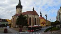 Kostol sv. Mikuláša v Prešove